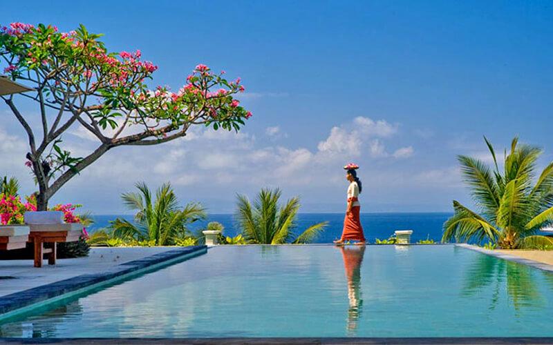 Рай на Бали