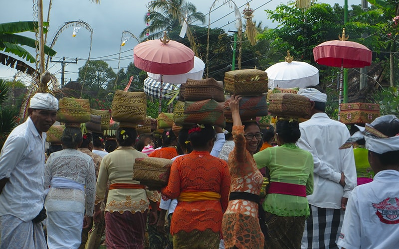 Життя на Балі
