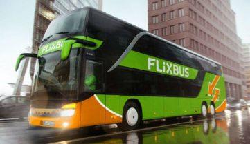 Flixbus оприлюднив зимовий розклад авторейсів з України
