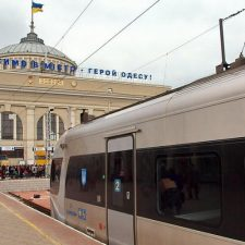 ж/д рейс на Перемышль из Одессы