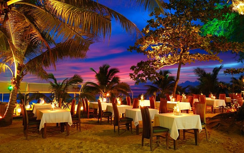 Ресторани Таїланду