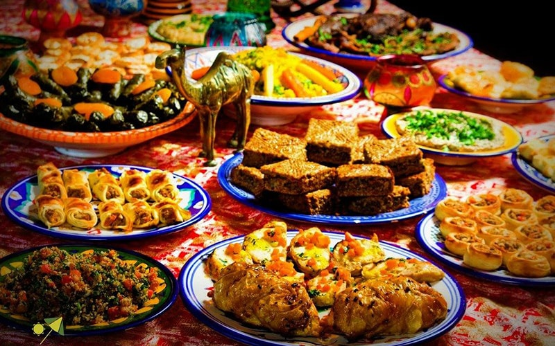 Национальные блюда ОАЭ