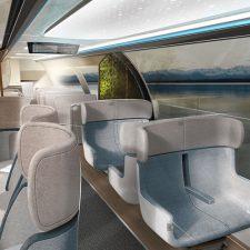 Германия, Поезд будущего