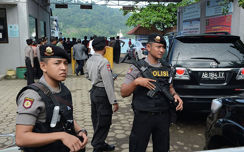 Взятки на Бали