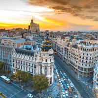 Черновцы - Мадрид