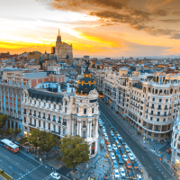 Винница — Мадрид