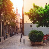 Мое путешествие в Испанию: от Мадрида до Вильяхойосы