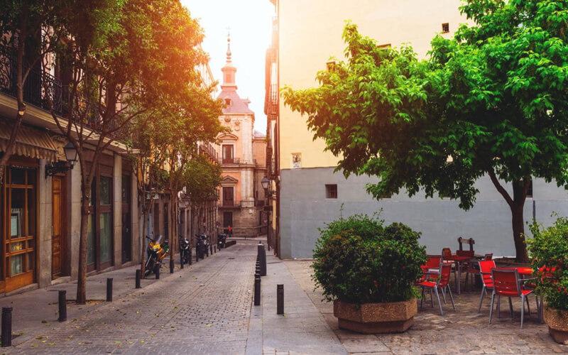 Испания, достопримечательности