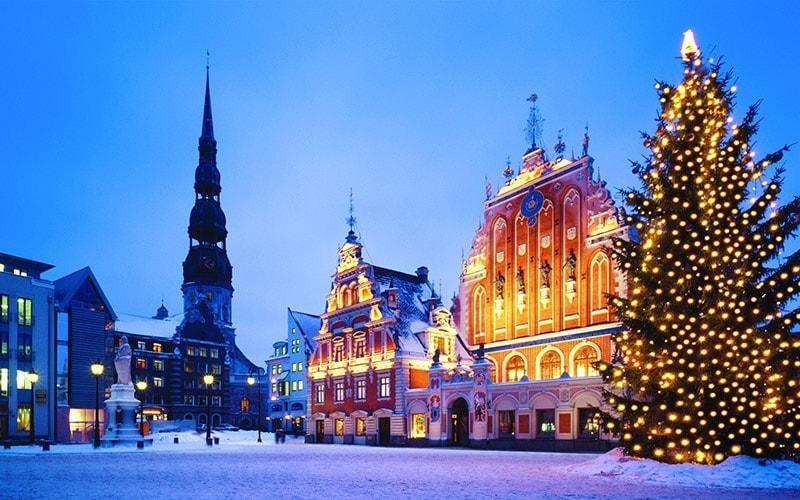 Рига (Латвия)
