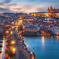 Автобусный тур: «Счастливые выходные в Кракове, Праге и Дрездене»