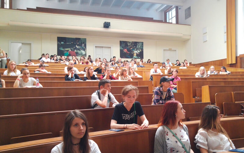 Як отримати вищу освіту в Чехії