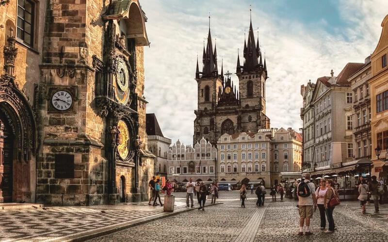 Магістратура в Чехії для українців