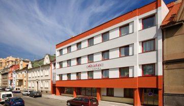 Отель Aida Hotel 4*, Прага, Чехия
