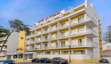 Отель Alvorada Hotel 3*, Эшторил, Португалия