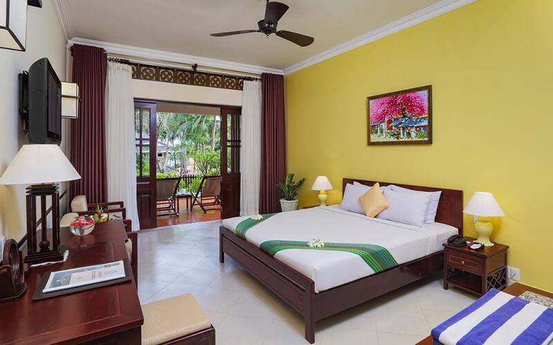 Номер в Amaryllis Resort 3*, Фантьет, Вьетнам