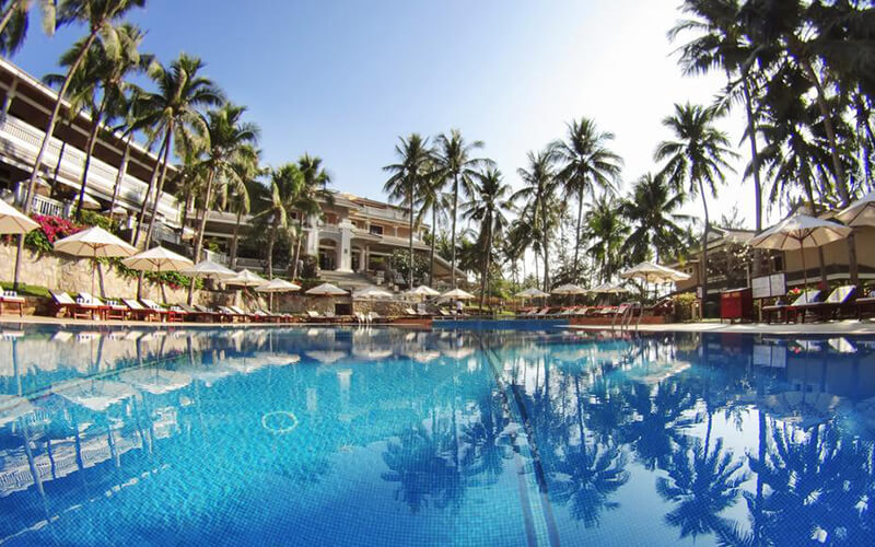 Басейн в Amaryllis Resort 3*, Фантьет, В'єтнам