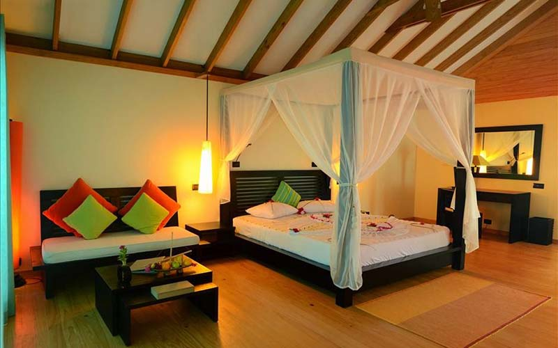 Номер в Canareef Resort Maldives 4*, Адду Атол, Мальдіви
