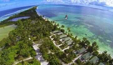 Canareef Resort Maldives 4*, Адду Атолл, Мальдивы