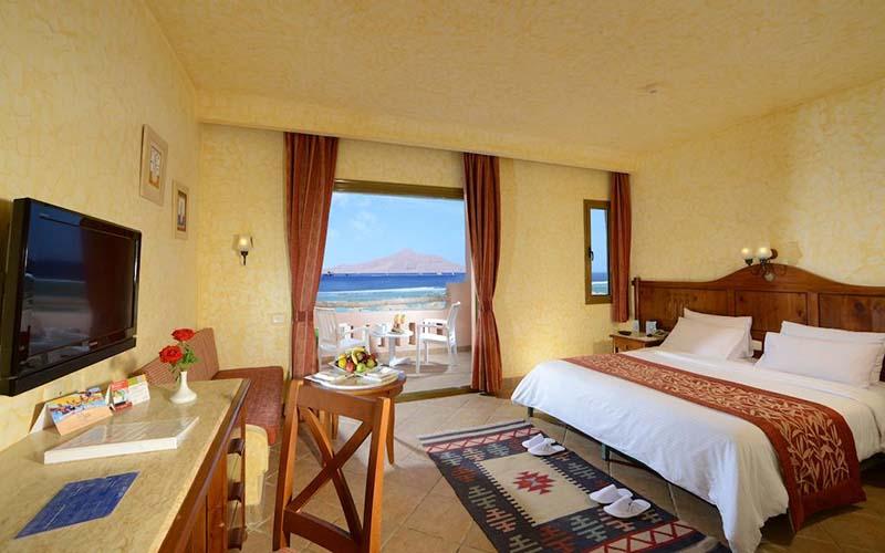 номер в Charmillion Sea Life Resort 4*, Шарм-ель-Шейх, Єгипет