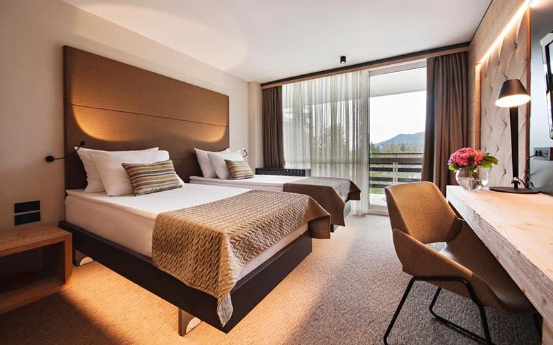 Номер Golf Hotel 4*, Блед, Словения