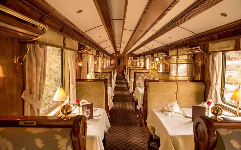 Поезд Hiram Bingham