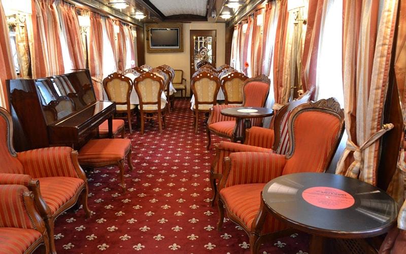 Поезд Императорская Россия
