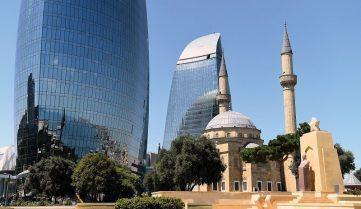 Новый автобусный маршрут Киев – Баку – Киев