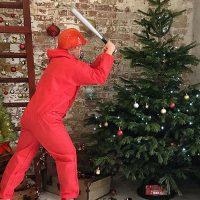 «Рождественский погром» в Лондоне