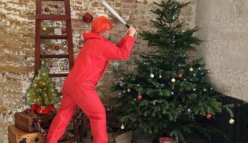 «Різдвяний погром» в Лондоні