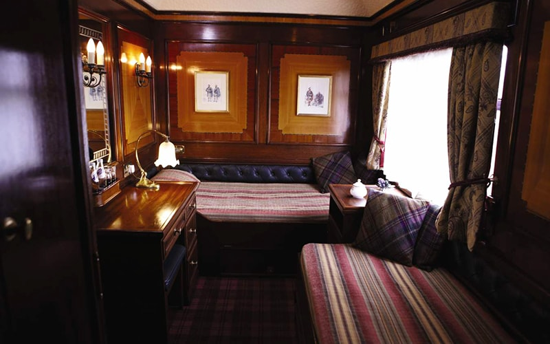 Поезд Royal Scotsman