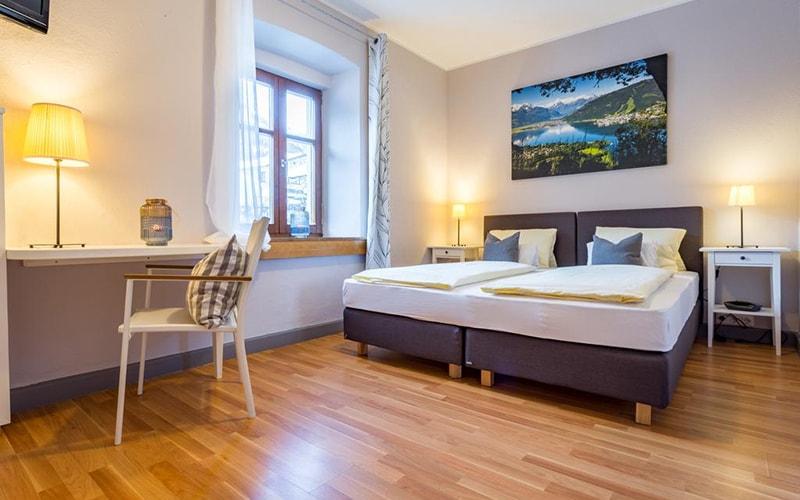 Номер в Seehof Hotel 3*, Цель ам Зее, Австрія
