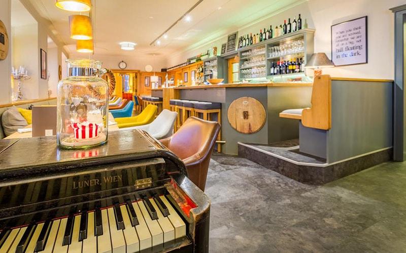 Кафе в Seehof Hotel 3*, Цель ам Зее, Австрія