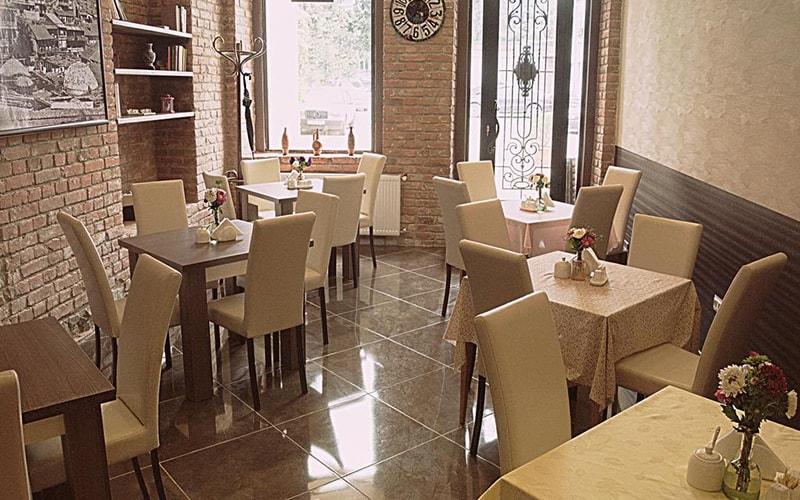 Ресторан в Tiflis Hotel 3*, Тбілісі, Грузія