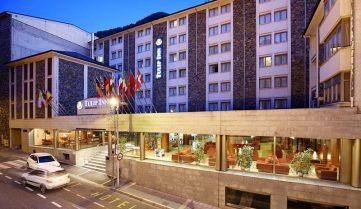 Tulip Inn Andorra Delfos Hotel 4*, Эскальдес - Энгордани, Андорра