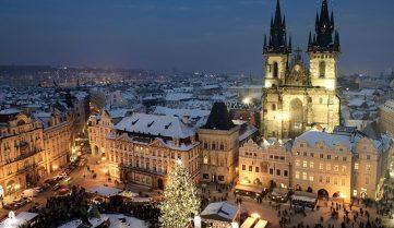В декабре добавили автобусы на маршрут Запорожье – Прага