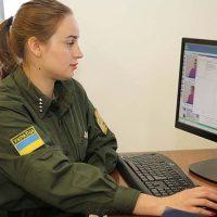 Украина начинает фиксировать биометрические данные иностранцев