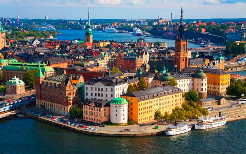 Столиця Данії