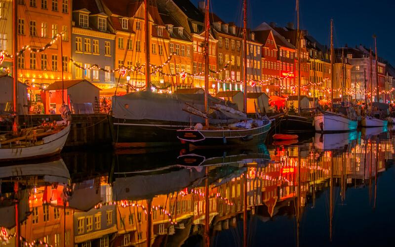 Достопримечательности Дании