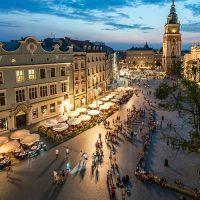 Новорічний подарунок МАУ: щоденні рейси до Кракова