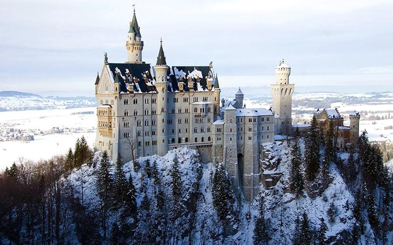 Замки Баварії