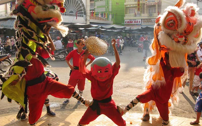Новый год в Бирме