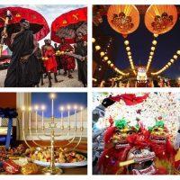 Когда наступает Новый год в других странах – отличия дат и летоисчисления