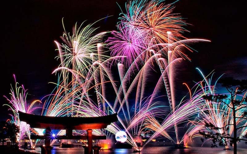 Японский Новый год