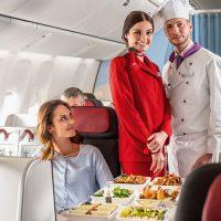 «Турецькі авіалінії» будуть годувати українських пасажирів