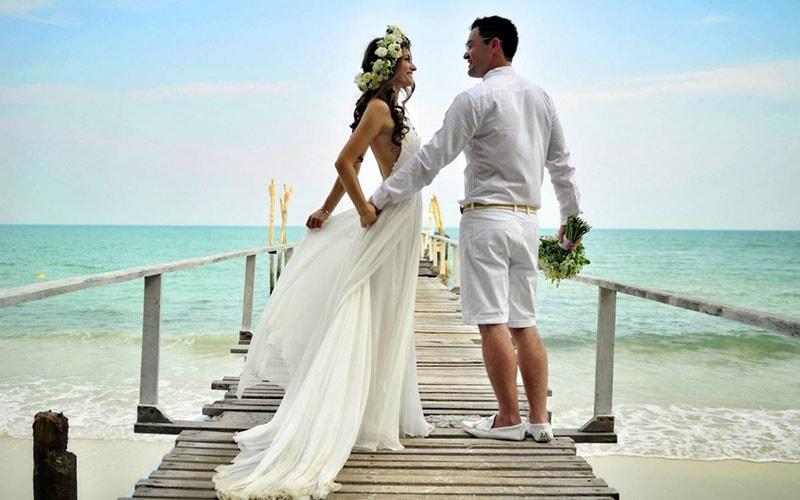 Свадьба за границей — все нюансы