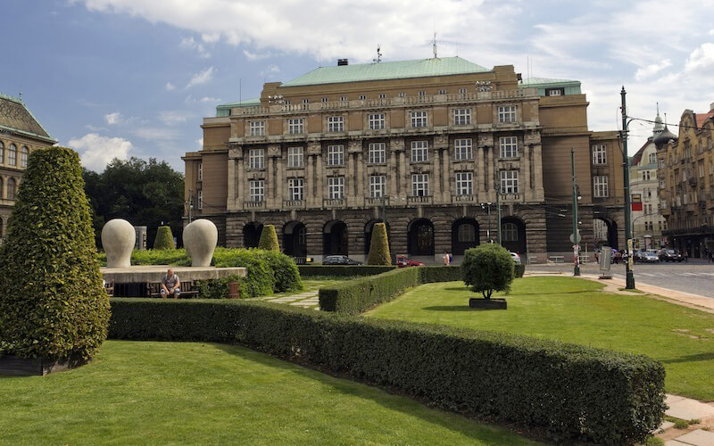 Университеты Праги