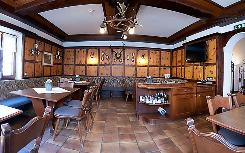 Ресторан в Der Siegelerhof Hotel 3*, Майрхофен, Австрия