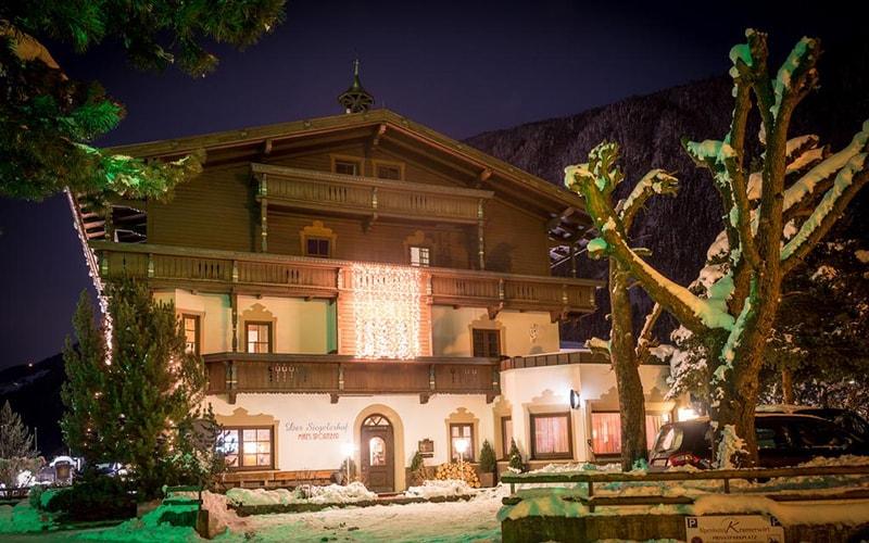 Территория Der Siegelerhof Hotel 3*, Майрхофен, Австрия
