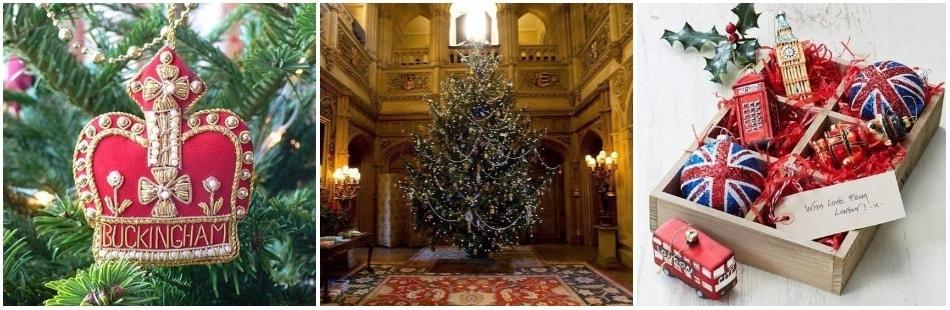 Рождественское дерево в Англии