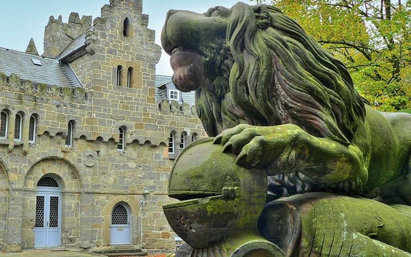 Замок Левенбург